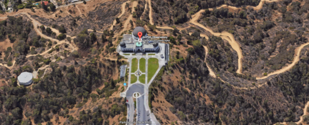 griffith-observatory-3d