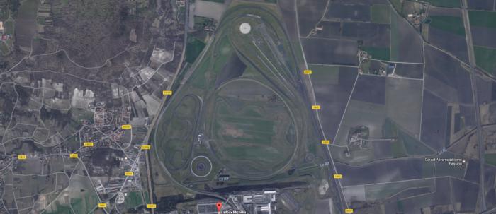 michelin-test-track