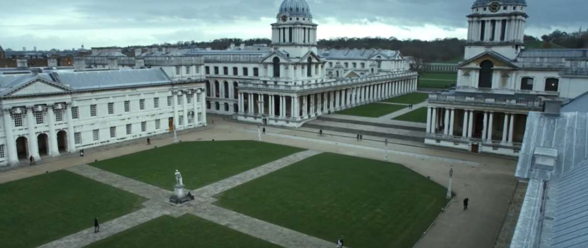 The Foreigner (2017) Film Locations
